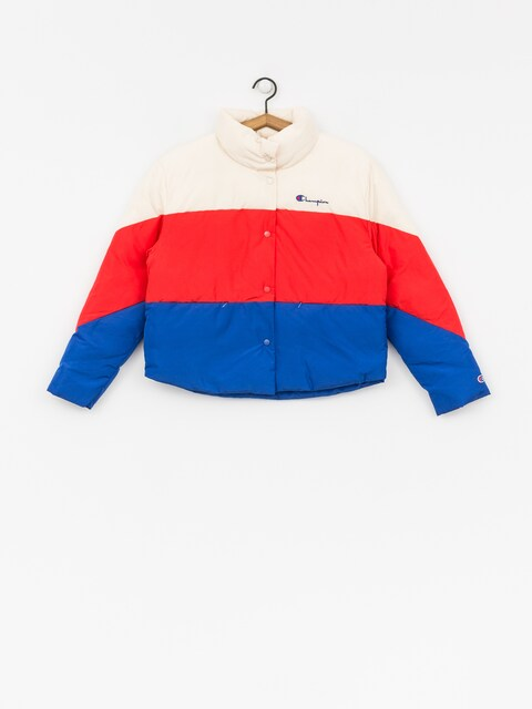 Kurtka Champion Jacket Wmn (sns/red/bai)
