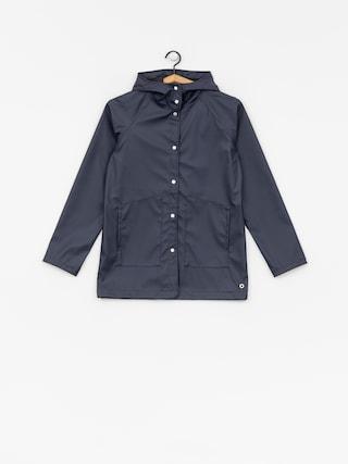 Kurtka Herschel Supply Co. Rainwear Classic Wmn (peacoat/white classic logo)