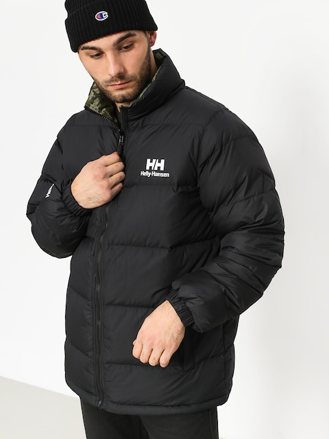 Kurtka Helly Hansen Reversible Down Jacket (black)