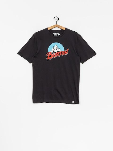 T-shirt Burton Retro Mtn