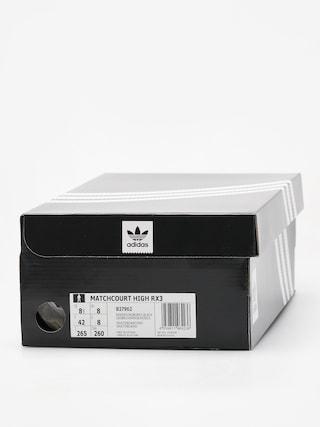 Buty adidas Matchcourt High Rx3 (rawdes/nobgrn/cblack)