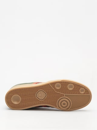 Buty adidas Busenitz Vulc (base green/raw amber/gum4)