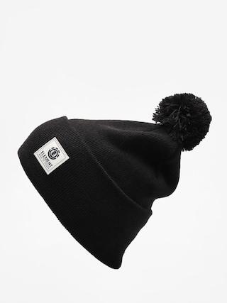 Czapka zimowa Element Dusk Pom II Beanie A (flint black)