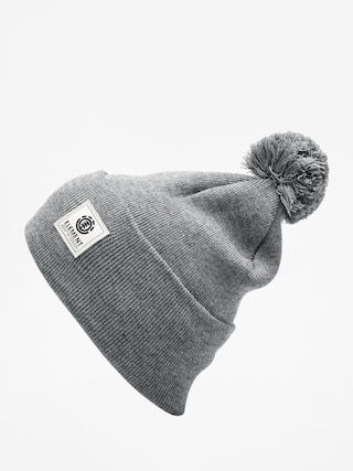 Czapka zimowa Element Dusk Pom II Beanie A (grey heather)