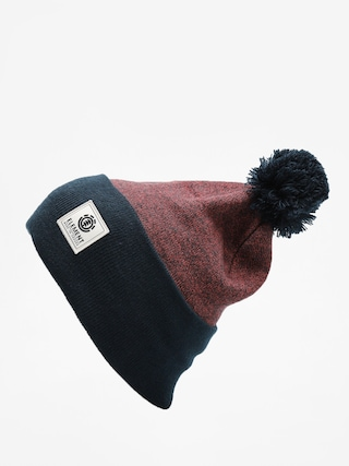 Czapka zimowa Element Dusk Pom II Beanie A (oxblood heather)