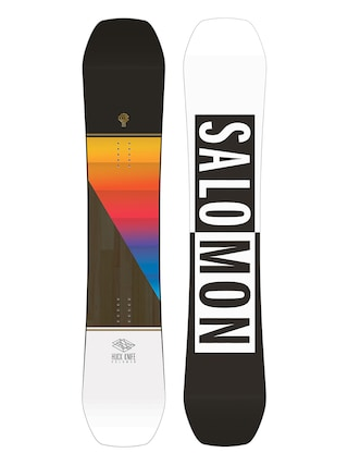 Deska snowboardowa Salomon Huck Knife (white/black)