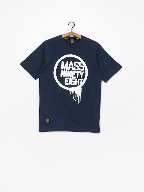 T-shirt MassDnm Return (navy)