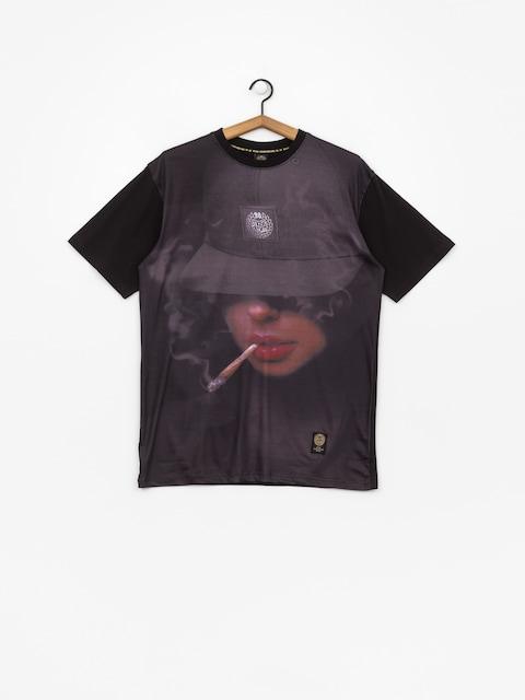 T-shirt MassDnm Chillgirl (black)