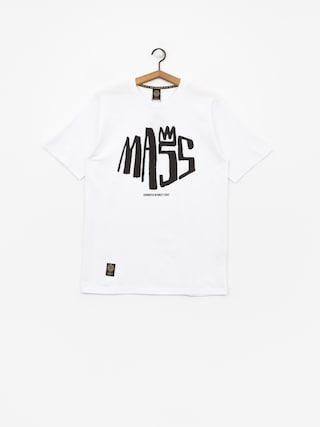 T-shirt MassDnm Crown (white)