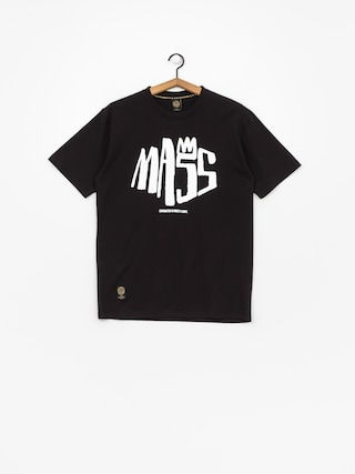 T-shirt MassDnm Crown (black)