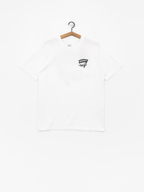 T-shirt Turbokolor Hand (white)