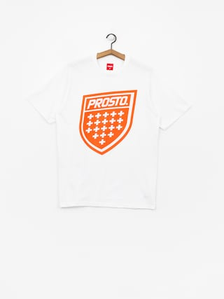 T-shirt Prosto Shield Xix (snow)