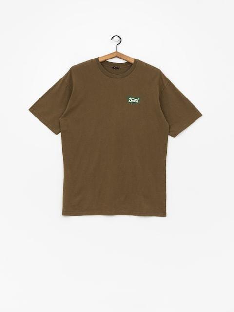 T-shirt Brixton Stith Stnd (olive)