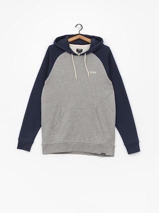 Bluza z kapturem Etnies Corp Box HD (navy/grey)