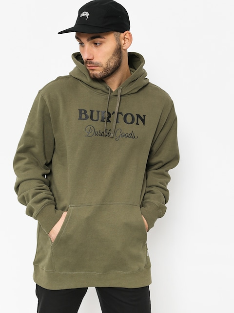 Bluza z kapturem Burton Durable Gds HD (dusty olive)