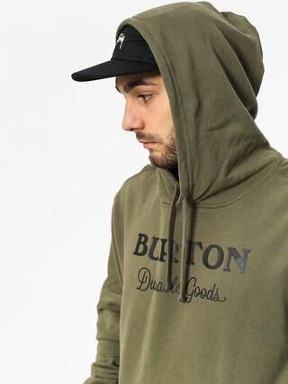 Bluza z kapturem Burton Durable Gds HD (dusty olive)