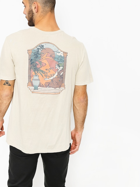 T-shirt Burton Grassfed (pelican)