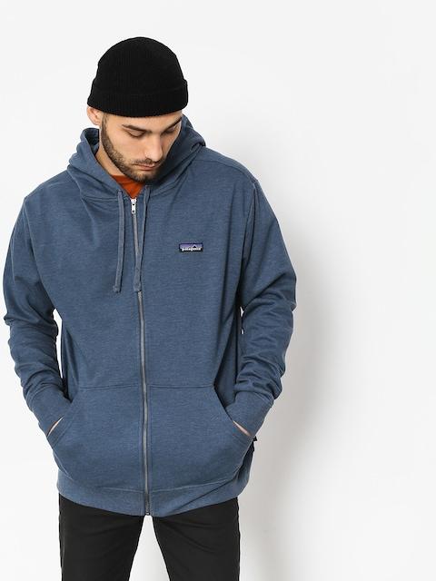 Bluza z kapturem Patagonia Label Lw ZHD (dolomite blue)