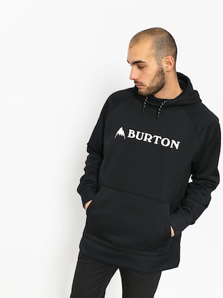 Bluza aktywna Burton Crown Bndd HD (true black)