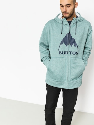 Bluza z kapturem Burton Oak ZHD (trellis heather)