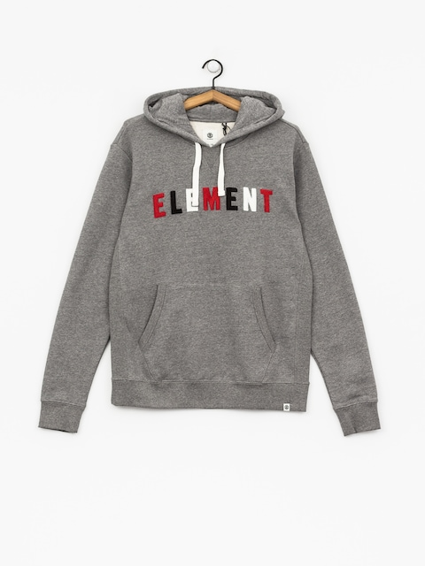 Bluza z kapturem Element Liner HD (grey heather)