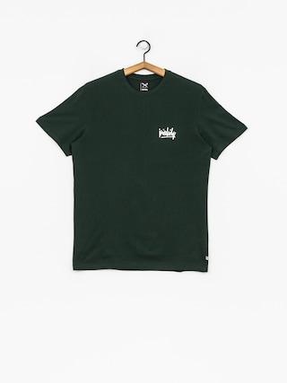 T-shirt Iriedaily Tagg (hunter)