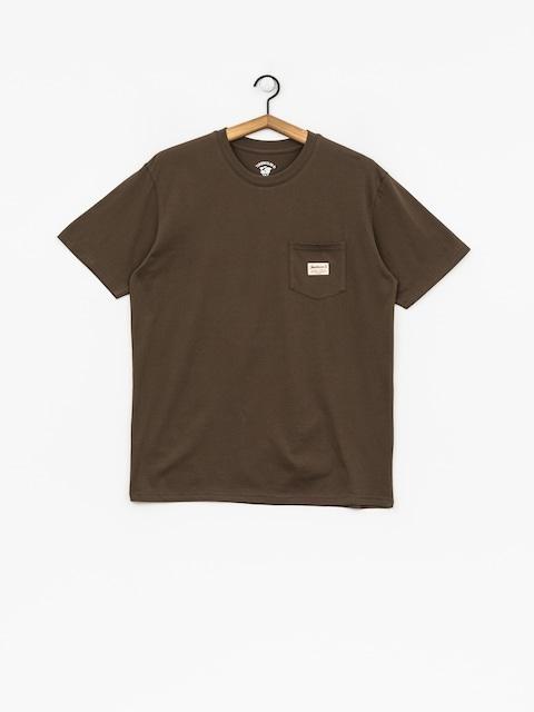 T-shirt Turbokolor Tag Pocket (khaki)