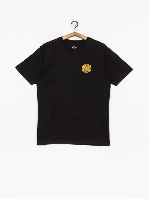 T-shirt Turbokolor Oval Logo (black)