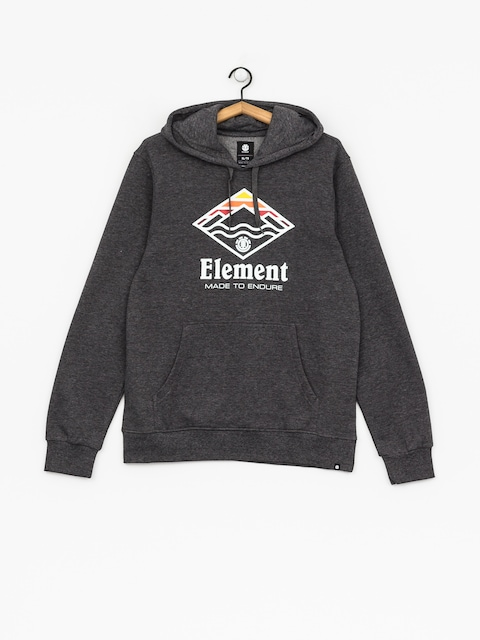 Bluza z kapturem Element Layer HD (charcoal heather)