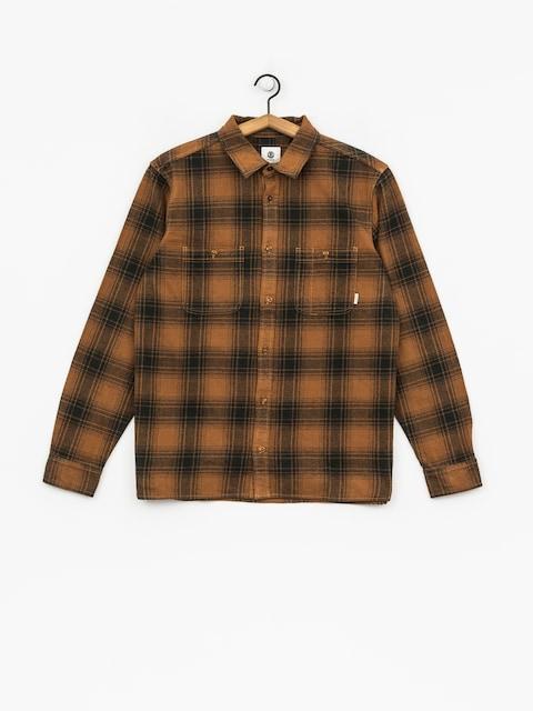 Koszula Element Miller Ls (goldenbrown)