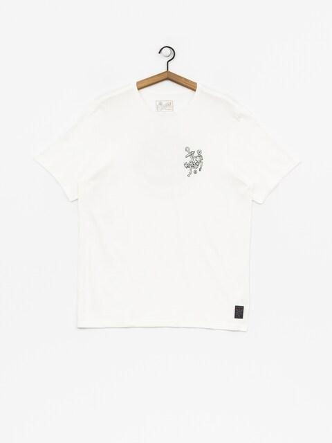 T-shirt Element Rodeo (bone white)