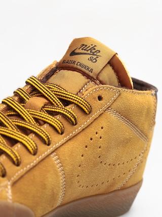 Buty Nike SB Sb Zoom Blazer Chukka Xt Premium (bronze/bronze baroque brown)