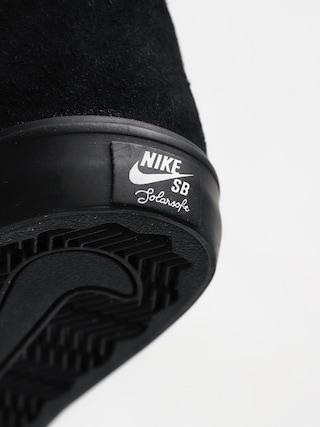 Buty Nike SB Sb Solarsoft Portmore II Mid (black/black black anthracite)