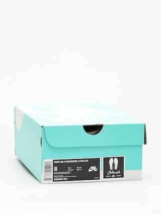 Buty Nike SB Sb Solarsoft Portmore II (olive flak/black black white)