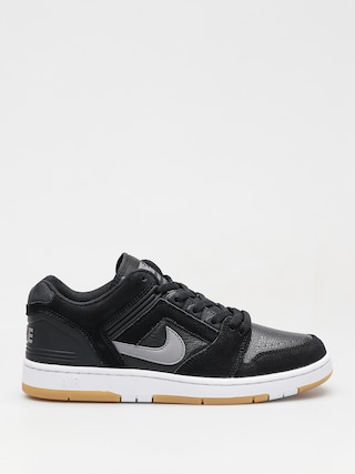 Buty Nike SB Sb Air Force II Low (black/gunsmoke white gum light brown)