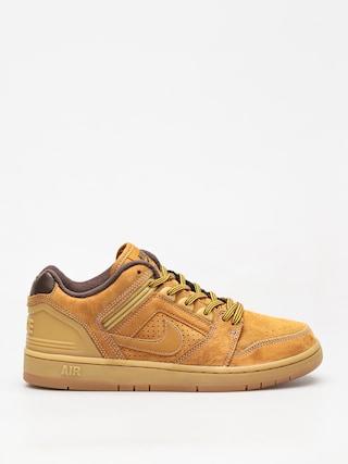 Buty Nike SB Sb Air Force II Low Premium (bronze/bronze baroque brown)