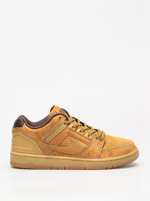 Buty Nike SB Sb Air Force II Low Premium (bronze/bronze baroque brown)