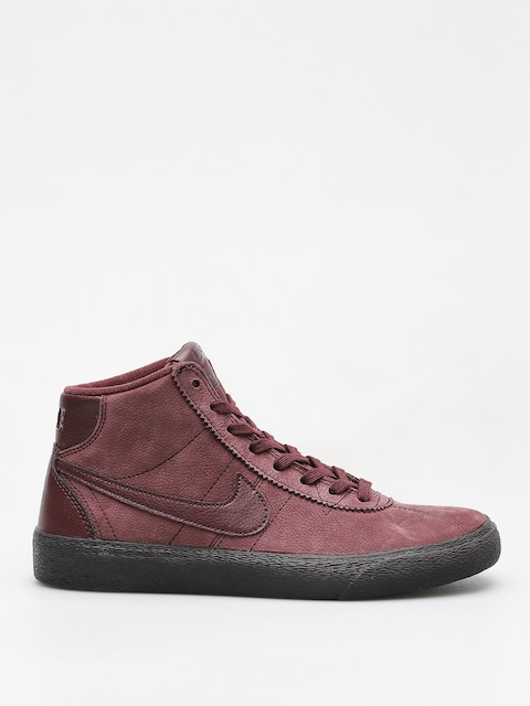 Buty Nike SB Sb Bruin High Premium Wmn (burgundy crush/burgundy crush)