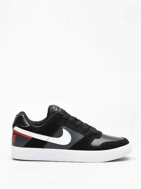 Buty Nike SB Sb Delta Force Vulc (black/white habanero red)
