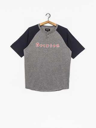 T-shirt Brixton Proxy III Hnly (heather grey)
