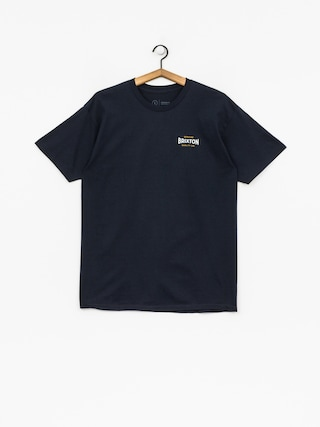 T-shirt Brixton Cinema Stt (navy)