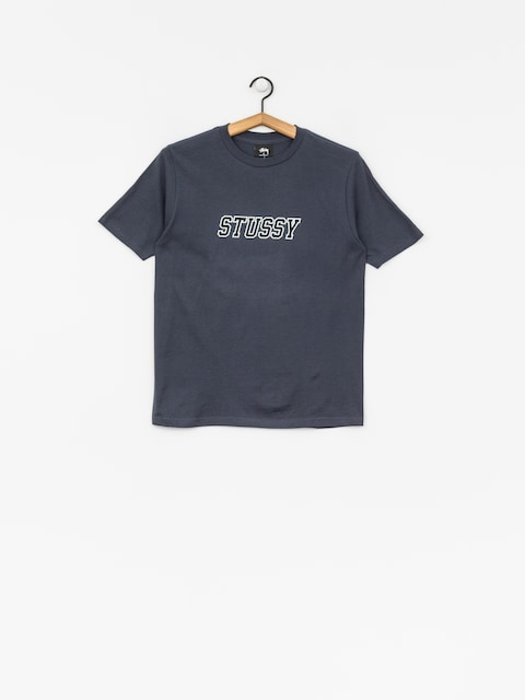 T-shirt Stussy College Tee Wmn (ink)