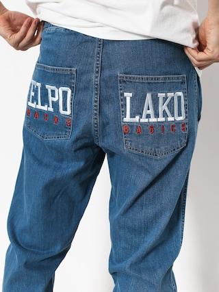 Spodnie El Polako Jogger School (light blue)