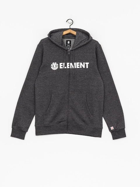Bluza z kapturem Element Blazin ZHD (charcoal heather)