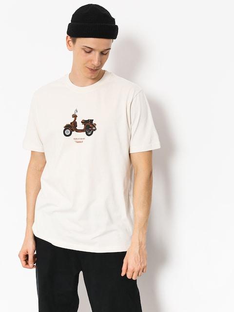 T-shirt Turbokolor Vespa 71 (ecru)