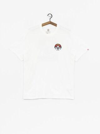T-shirt Element Tri Tip (optic white)
