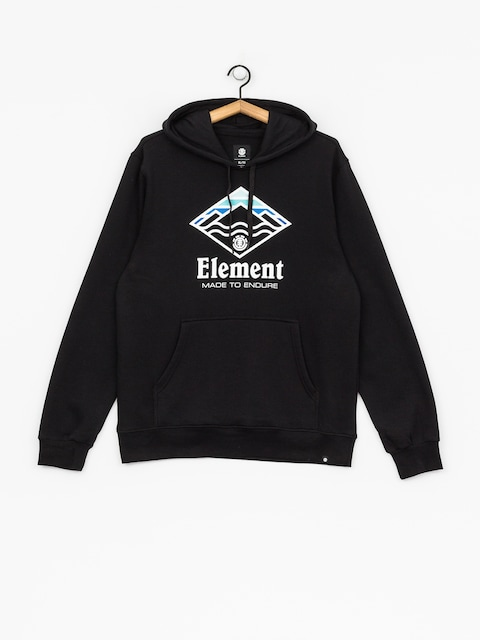 Bluza z kapturem Element Layer HD (flint black)
