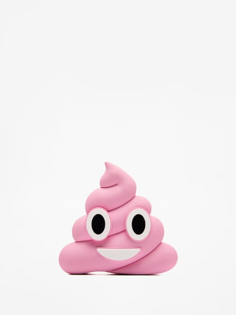 Powerbank MojiPower Pink Poo (pink)