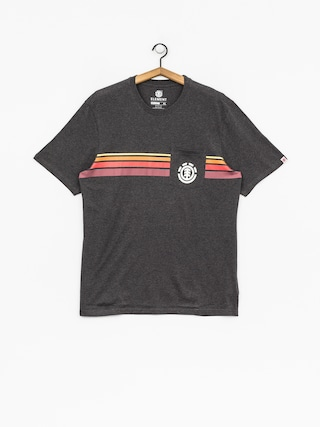 T-shirt Element Dawn Pocket (charcoal heather)