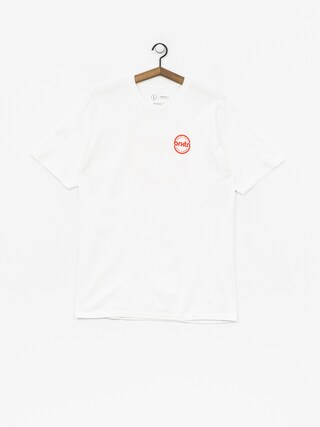 T-shirt Brixton Feldman Stt (white)